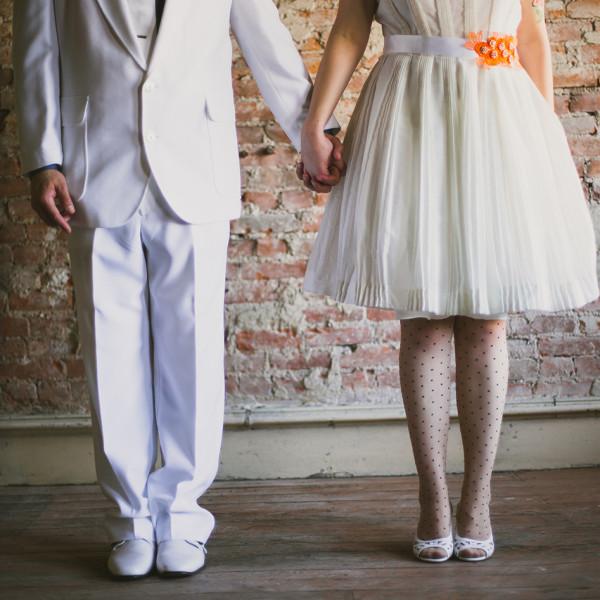 Delaware Ohio Librarian Wedding
