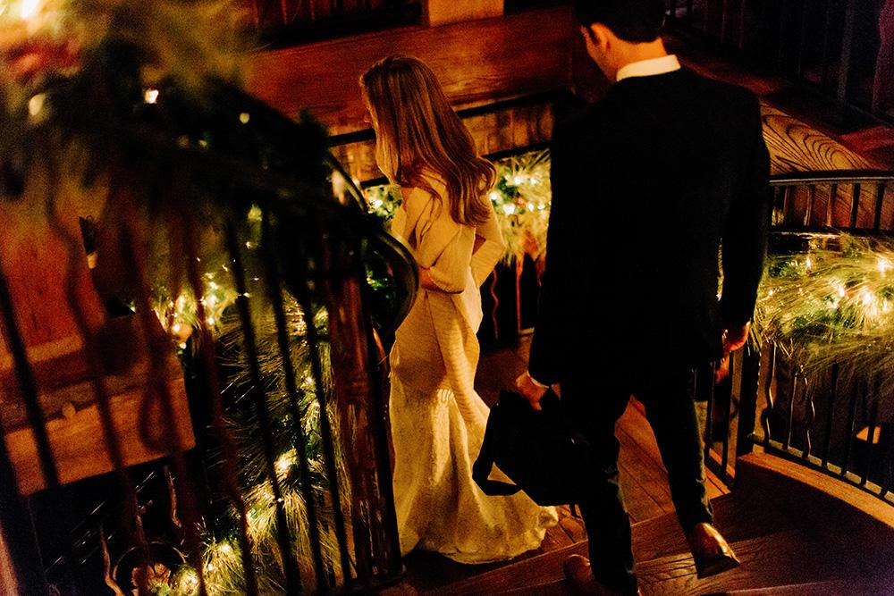 gervasi christmas wedding